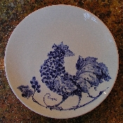 C-1 ROOSTER PLATE