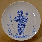 BACCHUS PLATE