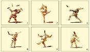 CARDS-SET A PULCINELLA NOTE CARD SET